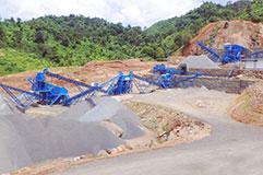 精品机制砂成套生产线