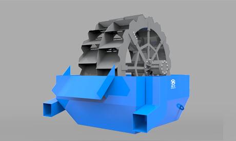 斗轮洗砂机-2