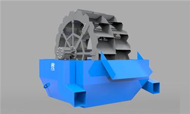 DXS斗轮洗砂机